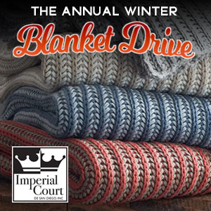 The Annual Winter Blanket Drive