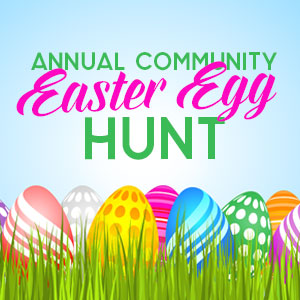 Annual Community Easter Egg Hunt